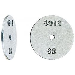 PASTILLE INOX CP4916-73 D.EXT 15