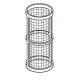 CARTOUCHE INOX VERTE 100 MESH SERIE 322 - 323 - 324