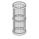 CARTOUCHE INOX ROUGE 32 MESH SERIE 326 - 326-2 - 328