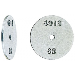 PASTILLE INOX CP4916-63 D.EXT 15