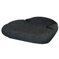 COUSSIN ASSISE TISSU GRIS POUR SERIE 3000-7000