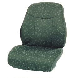 HOUSSE ASSISE / DOSSIER TISSU POUR SERIE 3000