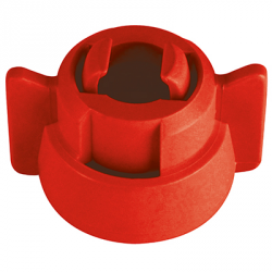 ECROU 1/4 T BAÏONNETTE STANDARDS ROUGE