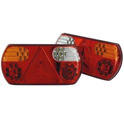 FEU ARRIERE GAUCHE 12V-24V LED