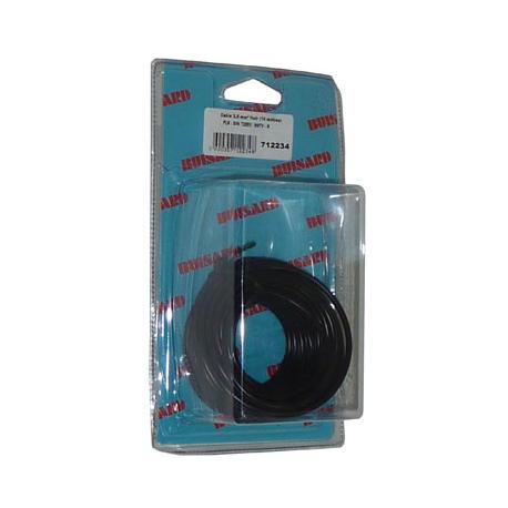 BOBINE CABLE MONOCONDUCTEUR 10M NOIR 4mm2