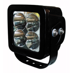 PHARE DE TRAVAIL CARRE 4 LED 3600LM LARGE