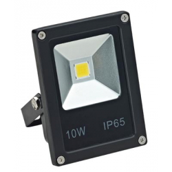 PROJECTEUR LED PLAT 10W 900-1000lm