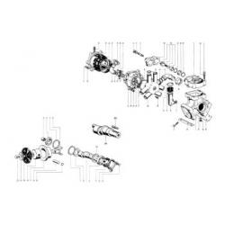 ECROU M 34x2