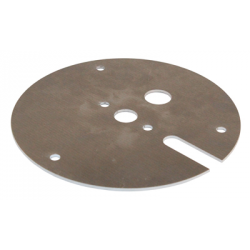 SUPPORT ROND POUR GYROPHARES EMBASE PLATE