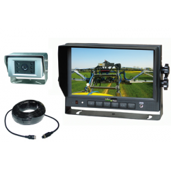 "KIT CAMERA 120° + ECRAN 7"" + RALLONGE 15M"