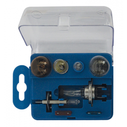COFFRET AMPOULES H1/H7 12V