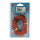 BOBINE CABLE MONOCONDUCTEUR 10M ROUGE 2.5mm2
