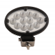 PHARE DE TRAVAIL OVAL 12 LED 2400LM LARGE