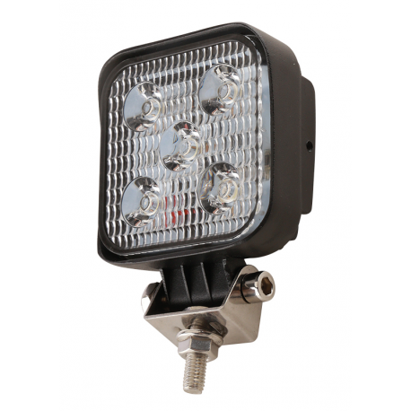 PHARE DE TRAVAIL CARRE 5 LED 1200LM LARGE