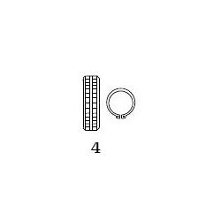 VERROU ORIG. 240080061 1'3/4 (6)-(20)