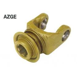 "MÂCHOIRE AZG W2100 1""3/8 6 CAN, 10.83.40"
