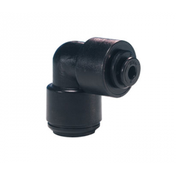 EQUERRE INEGALE RACCORD RAPIDE COUDE 90° 12-8MM