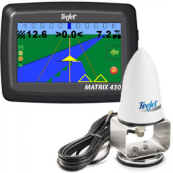 MATRIX 430 + ANTENNE RXA 30 TEEJET