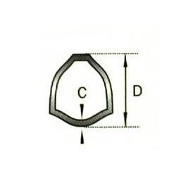 TUBE INT. RILSANISÉ ORIG. 245043000 SÉRIE 2