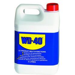 BIDON WD40 MULTIFONCTION - 5 LITRES
