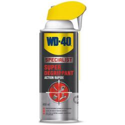 AEROSOL 400ML WD40 SUPER DEGRIPPANT SYSTÈME PROFESSIONNEL