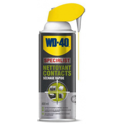 AEROSOL WD40 NETTOYANT CONTACT 400ML SYST. PRO