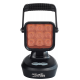 PHARE DE TRAVAIL LED RECHARGEABLE ROUGE - SPECIAL AVICULTURE