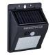 APPLIQUE SOLAIRE 20 LED EXTERIEURE 180LM