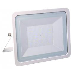 PROJECTEUR LED SLIM BLANC 200W 16000LM