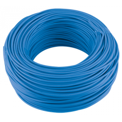 CABLE MONOCONDUCTEUR 1.5 MM2 BLEU
