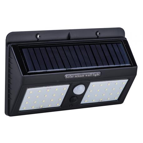 APPLIQUE SOLAIRE 40 LED 360LM - 30W