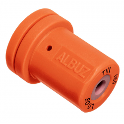 BUSE TVI 80 - 01 CERAMIQUE ORANGE COULEURS ISO
