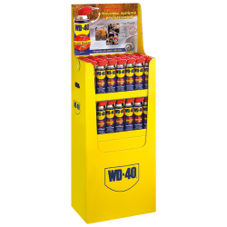 BOX AEROSOL WD40 MULTIFONCTIONS SYSTEME PRO.L 500ML 56PCS