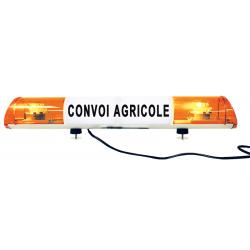 RAMPE DE SIGNALISATION LED CONVOI AGRICOLE/EXCEPT A VISSER