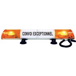 RAMPE DE SIGNALISATION LED CONVOI AGRICOLE/EXCEPT MAGNETIQUE