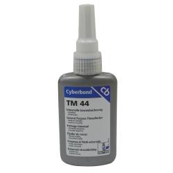 FLACON 50G COLLE TM44 FREINAGE FILETAGE NORMAL BLEUE