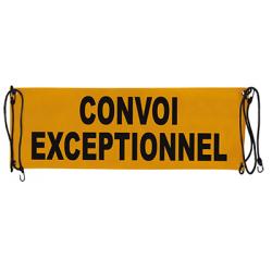 BÂCHE CONVOI EXCEPTIONNEL