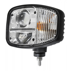 PHARE DE ROUTE GAUCHE LED 5 FONCTIONS 12/24V