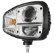 PHARE DE ROUTE DROIT LED 5 FONCTIONS 12/24V