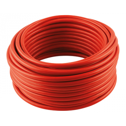 CABLE DE DEMARRAGE ROUGE D.25