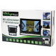 KIT RETROVISION VISIOTRACK HD MULTIVISION 120° ECRAN 7""
