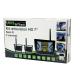 "KIT RETROVISION MULTIVISION VISIOTRACK 2 CAMERA SANS FIL HD 120° ECRAN 7"""