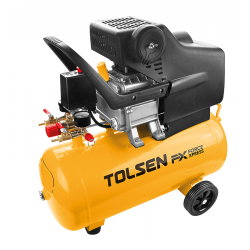 COMPRESSEUR A AIR 50L TOLSEN
