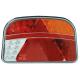 FEU ARRIERE LED GAUCHE 12/24V