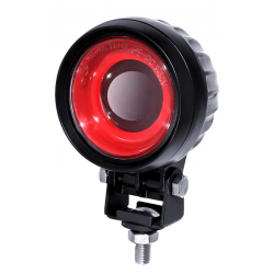 PHARE AVERTISSEUR LED FLECHE ROUGE LUMITRACK