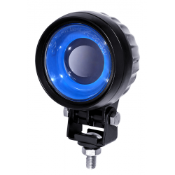 PHARE AVERTISSEUR LED FLECHE BLEU LUMITRACK