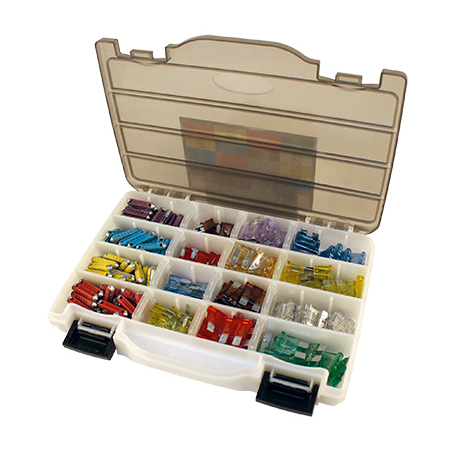 COFFRET 220 FUSIBLES ASSORTIS