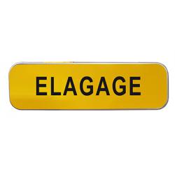 "PANONCEAU KM9 ""ELAGAGE"" T1"