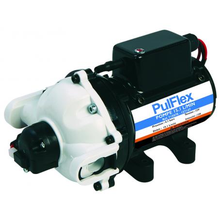 POMPE ELECTRIQUE 12V 15,1L/MIN 4,1 BARS PULFLEX