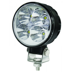 PHARE DE TRAVAIL ROND 4LED 1800LM LARGE